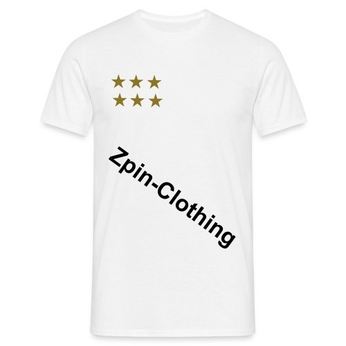 Zpin-Clothing - Mannen T-shirt