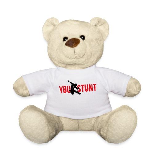 Teddybär Bärnie in Mini-T-Shirt, Backprint - Teddy