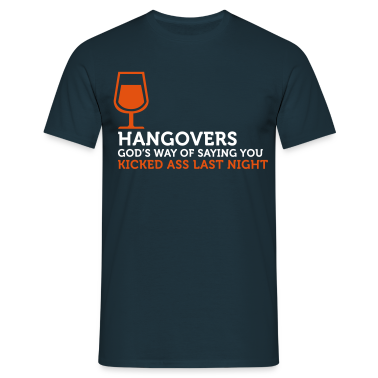 Hangovers Kick Ass 3 (2c) T-Shirts