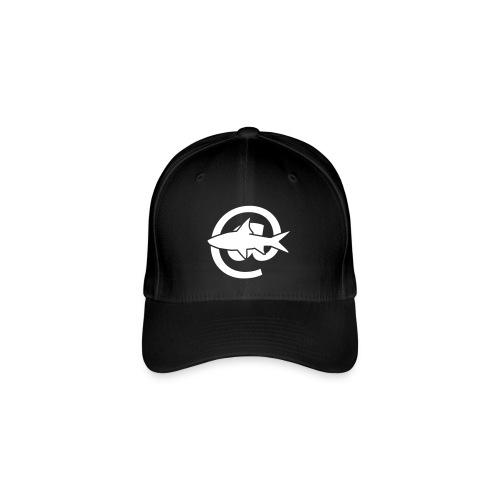 Zilverhaai Flexfit baseballcap - Flexfit baseballcap