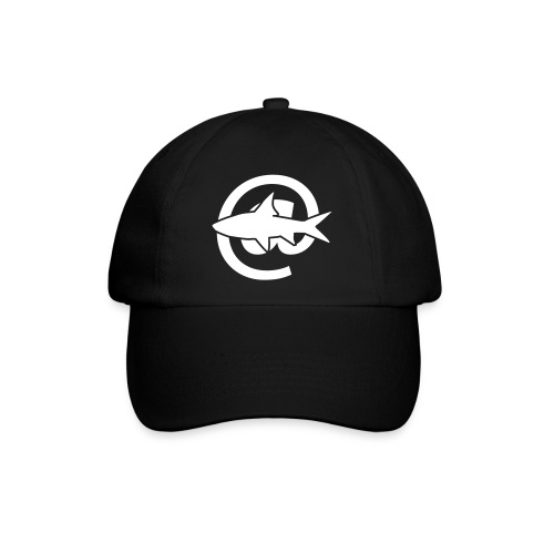 Zilverhaai baseballcap - Baseballcap