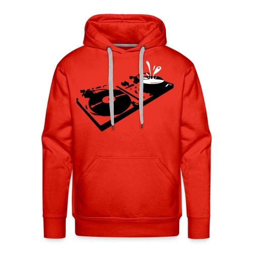 Equalizer - Sudadera con capucha premium para hombre