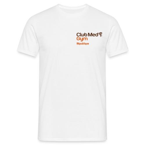 CMG république - T-shirt Homme