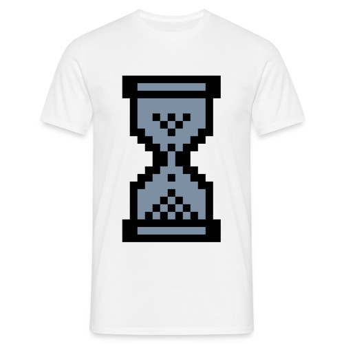 hourglass - T-shirt herr
