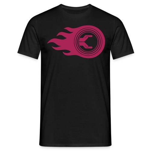 Flame me on! - Männer T-Shirt