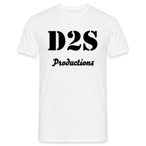 D2S Productions -SPECIAL EDITION - t-shirt - Herre-T-shirt