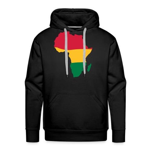 #BENG Rasta Africa! - Mannen Premium hoodie