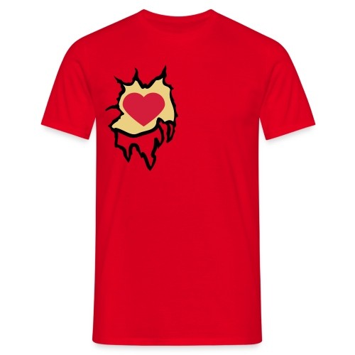 Valentin day - T-shirt Homme