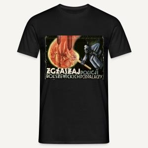 Bolszewiccy podpalacze - Koszulka męska