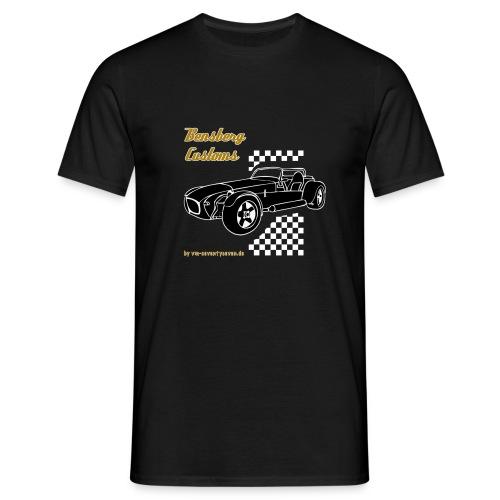 Bensberg Customs - Männer T-Shirt