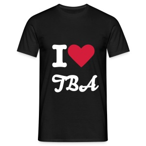 TBA Fan-Shirt - Männer T-Shirt