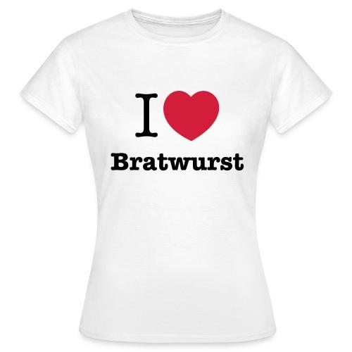 Frauen T-Shirt - mk