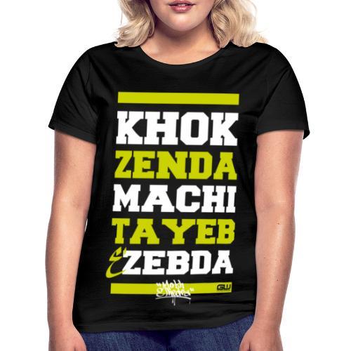 Zenda - T-shirt Femme