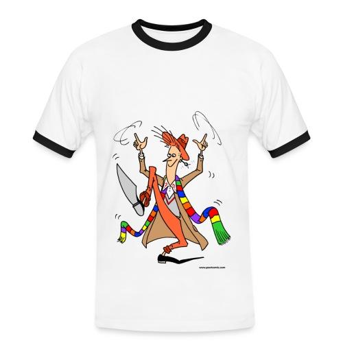 Desmond Hoo - Men's Ringer Shirt
