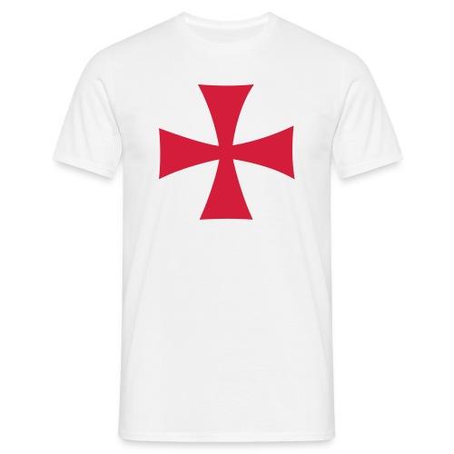 Maglia Templare - Maglietta da uomo