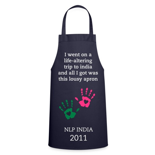 NLP INTENSIVE APRON, India 2011 - Cooking Apron