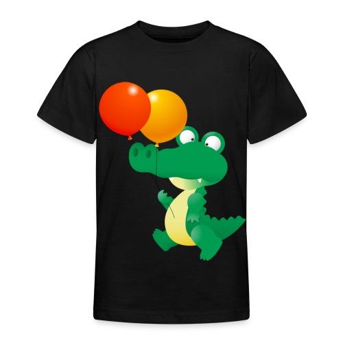 Kid's Classic T-shirt corcodile - Teenage T-shirt