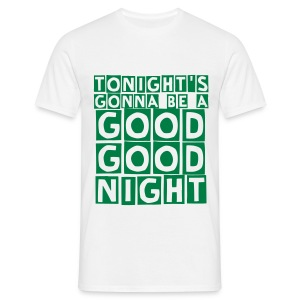 good good night (M) - Men's T-Shirt