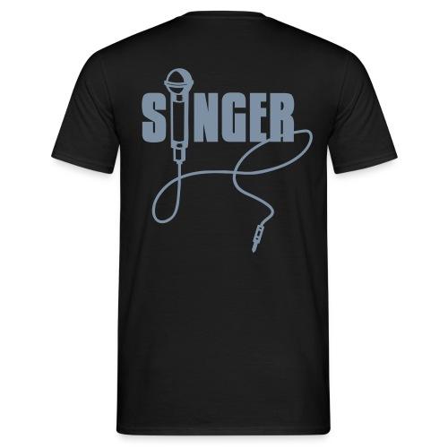 T-shirt chanteur - T-shirt Homme