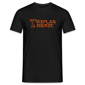 2 sides Triplag Music - Men's T-Shirt