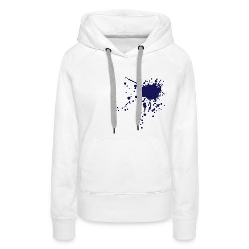 Blue Blood - Vrouwen Premium hoodie