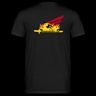 Tee shirts ~ Tee shirt Homme ~ T-shirt - Logo Fireblade Zone - Coloris au choix