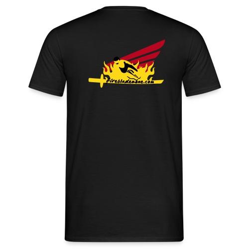 T-shirt - Logo Fireblade Zone - Coloris au choix - T-shirt Homme