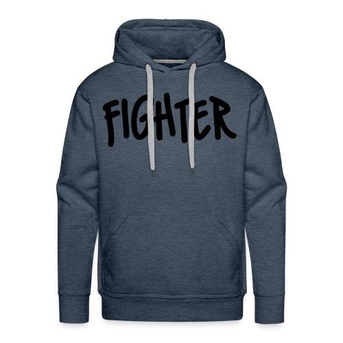 Fighter Martial Arts PSN - Männer Premium Hoodie