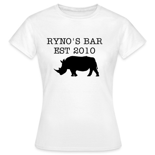 RYNOS GIRLIE SHIRT - Women's T-Shirt