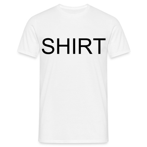 Generic Shirt - Mens - Men's T-Shirt