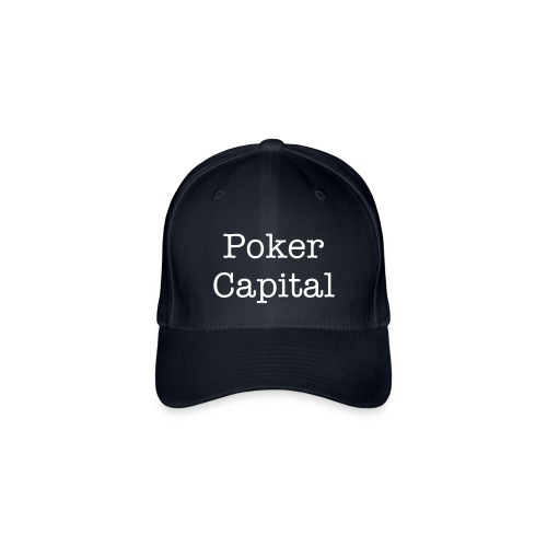 Pokercapital Hat - Flexfit Baseball Cap
