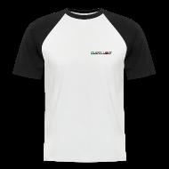 Magliette ~ Maglia da baseball a manica corta da uomo ~ T- shirt Clio Club Italia