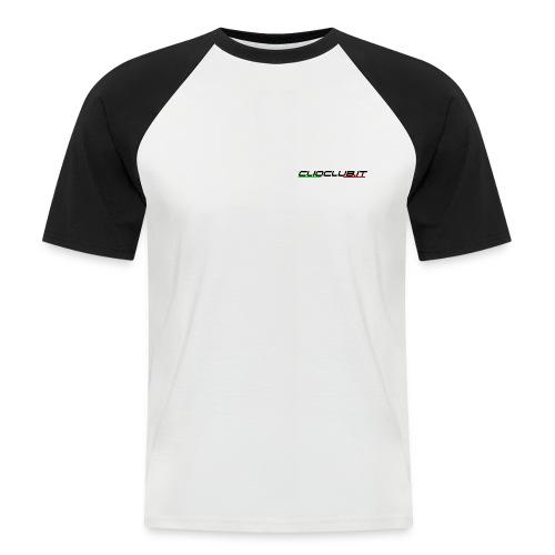 T- shirt Clio Club Italia - Maglia da baseball a manica corta da uomo