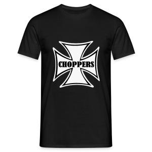 Choppers Cross - T-shirt Homme