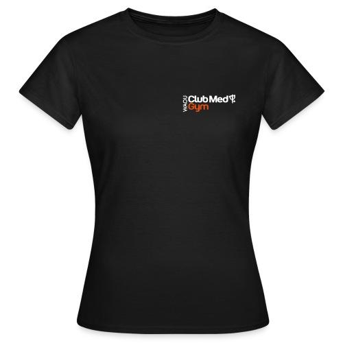 CMG Waou - T-shirt Femme