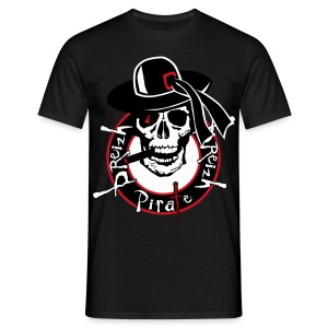 colonel annibal breizh pirate - T-shirt Homme