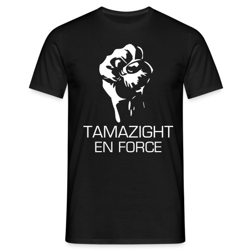 Tamazight en force - T-shirt Homme