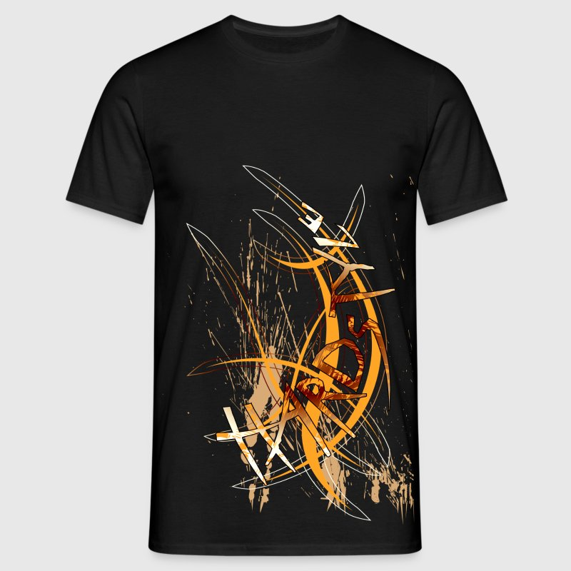 Hardstyle Shirt - Men's T-Shirt
