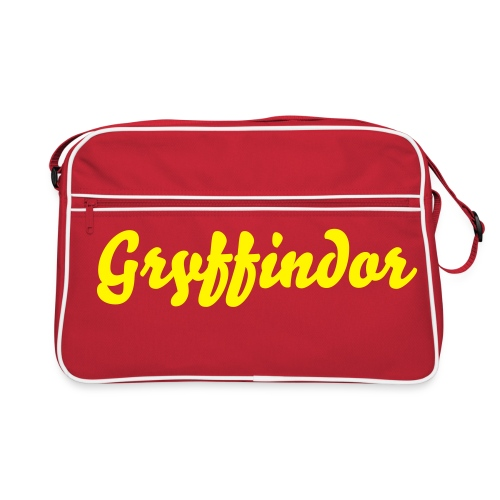 Gryffindor bag - Retro Bag