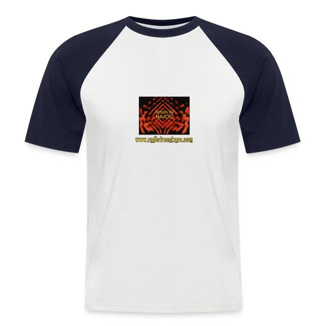 Action by HAVOC (Baseball Shirt)