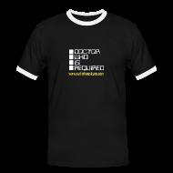 T-Shirts ~ Men's Ringer Shirt ~ WOTAN (Ringer Tee)