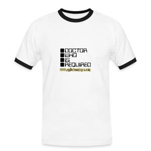 WOTAN (Ringer Tee) - Men's Ringer Shirt