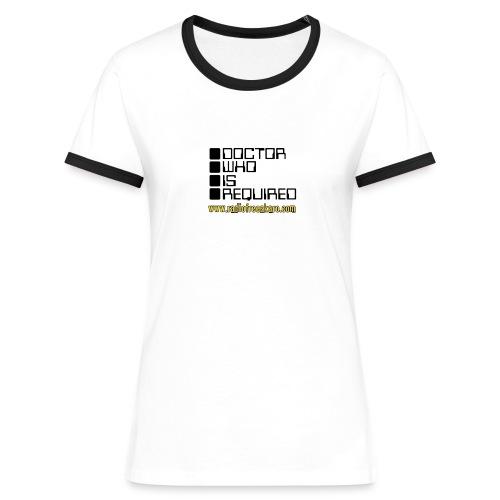 WOTAN (Ringer Tee) - Women's Ringer T-Shirt