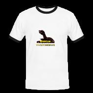 T-Shirts ~ Men's Ringer Shirt ~ Pedantor! (Ringer Tee)