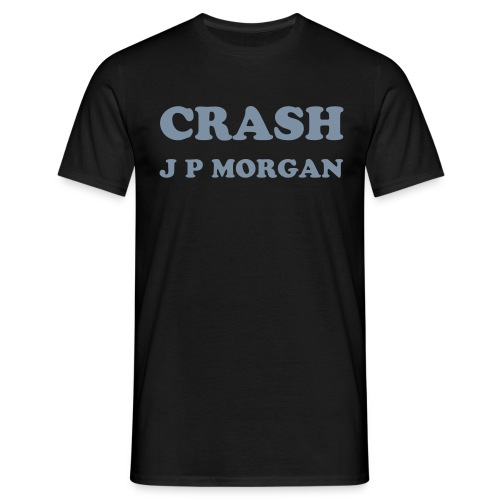 Crash JPM Mens T-Shirt - Men's T-Shirt