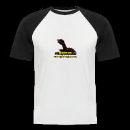 T-Shirts ~ Men's Baseball T-Shirt ~ Pedantor! (Baseball Shirt)