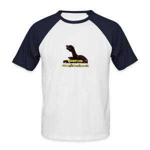 Pedantor! (Baseball Shirt) - Men's Baseball T-Shirt