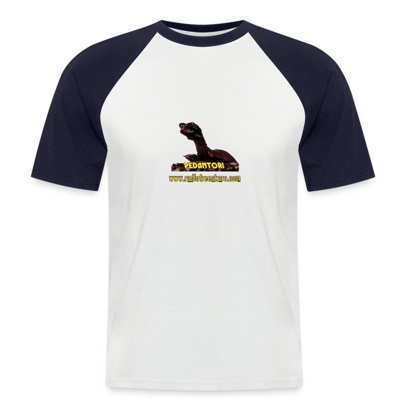 Pedantor! (Baseball Shirt) - Men's Baseball T-Shirt