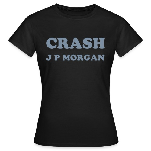 Crash JPM Girls T-Shirt - Women's T-Shirt