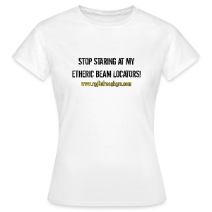 Etheric Beam Locators (T-Shirt) - Women's T-Shirt